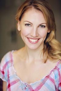 Schauspielerin und Bloggerin Anja Mentzendorff Fräulein Streusel Miss Streusel