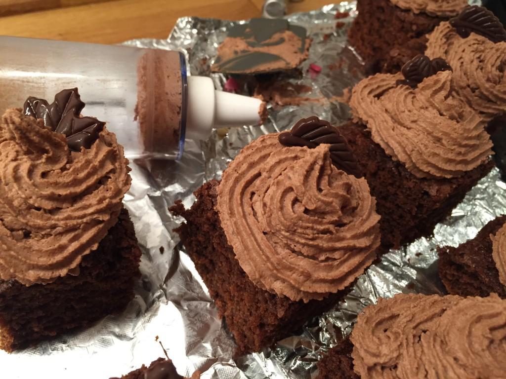Best Brownies ever von Fräulein Streusel